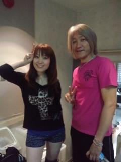 Photos: ピンクの栗Tの瀧田さんだよ...