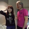 写真: ピンクの栗Tの瀧田さんだよ...