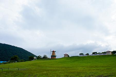 ぐりんぱ-Grinpa-:風の丘の家