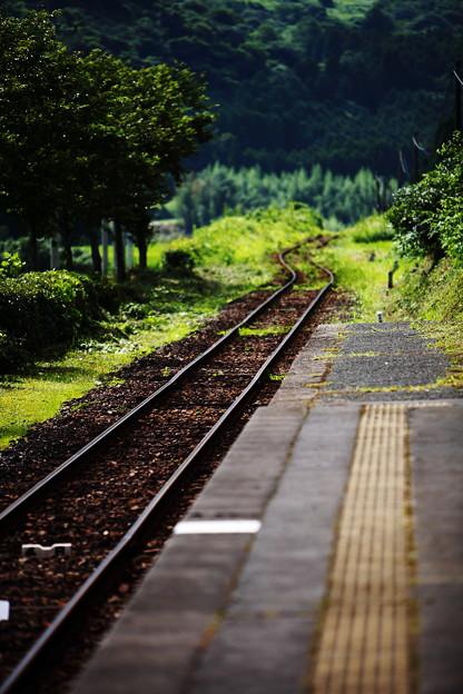 Photos: 『懐。。。』 ~長陽駅~