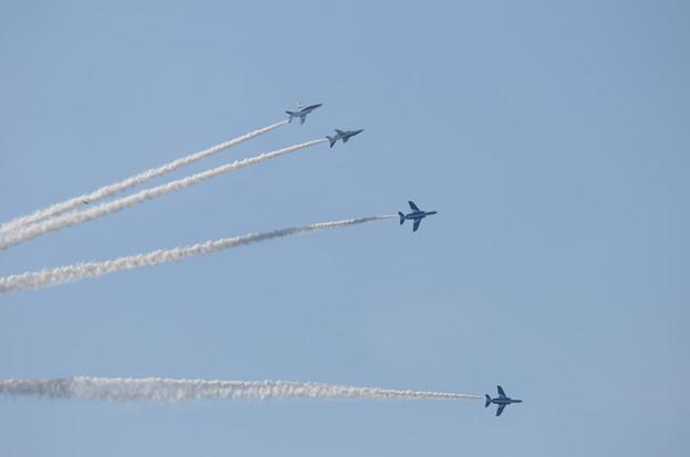 航空自衛隊 芦屋基地 平成23年度航空祭 前日予行