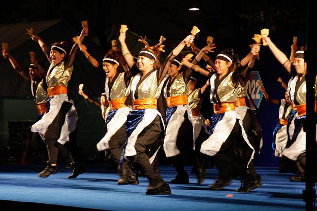 パワフル_09 - 良い世さ来い2010 新横黒船祭