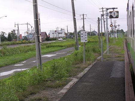 古山駅ホーム2