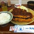 Photos: わらじとんかつ