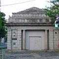写真: 博物館動物園駅跡