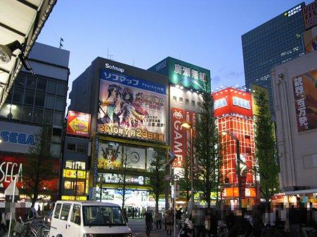 2010.04.25 夜の秋葉原