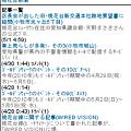 写真: OperaMiniシュミレータ:携帯版桃花台新聞(記事一覧、拡大、画面のみ)