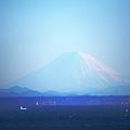 はるかな富士山