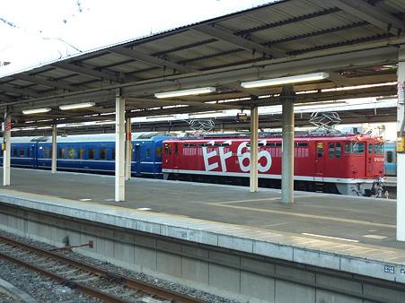 EF65 1118@大宮駅[3/4]