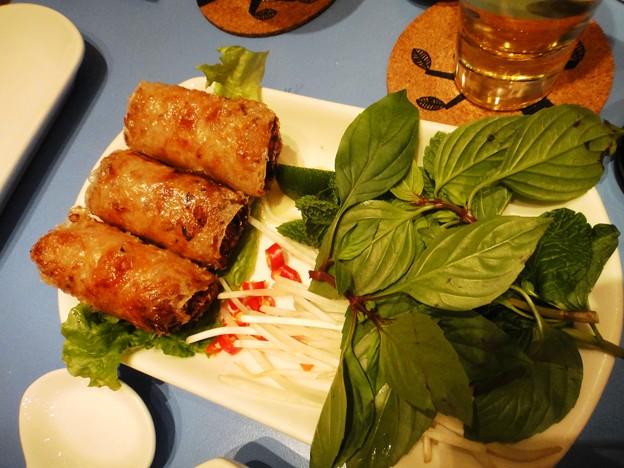 茂名路 越南料理の春巻き