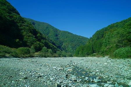 大鹿村の川辺(SDIM0171)