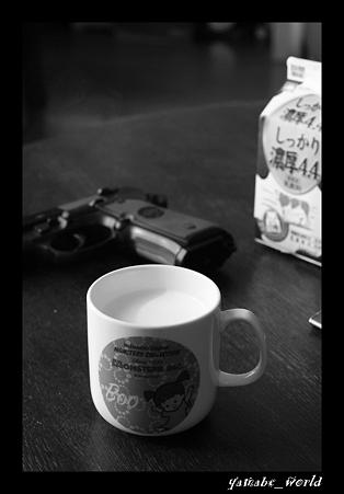 第38回モノコン 男の牛乳