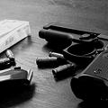 Photos: 煙草と拳銃