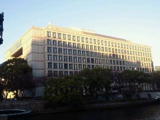 大阪市役所(1)