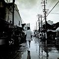 Photos: 雨上がり上海