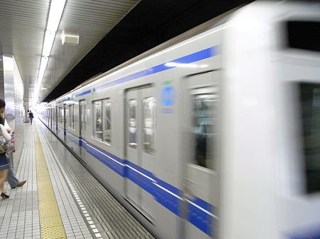 東京臨海高速鉄道70-000形(新木場駅)