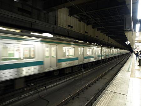 205系埼京線(大宮駅)6