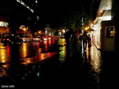 ある雨の情景