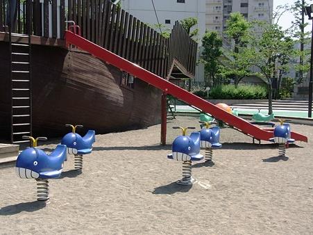 20100601 港区 埠頭公園07