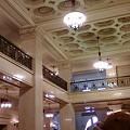Photos: 何しろ、天井が美しいんですよ!