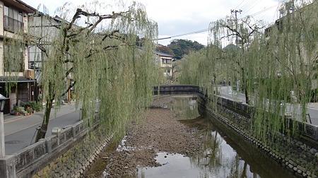 城崎温泉 街並み(3)