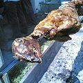 ラム肉のグリル