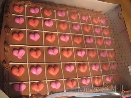 ハーフシートチョコレートケーキ3 IMG_8613