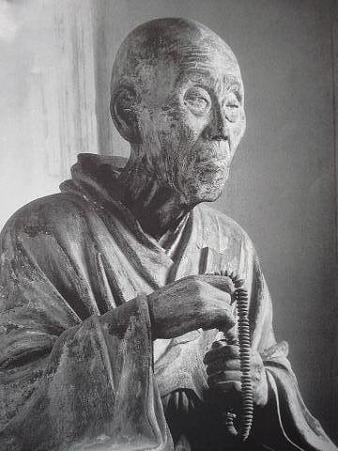 東大寺 俊乗堂 重源上人坐像