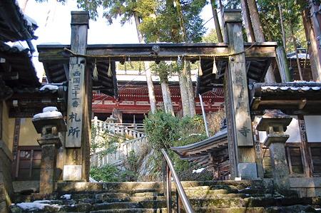 2011年01月09日_DSC_0070 滋賀近江八幡 長命寺