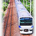 常磐線 神立-高浜 E531系普通列車