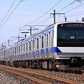 常磐線 普通列車 E531系