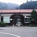 写真: 飛騨一ノ宮駅