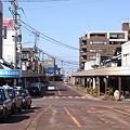 北陸本線 糸魚川駅前
