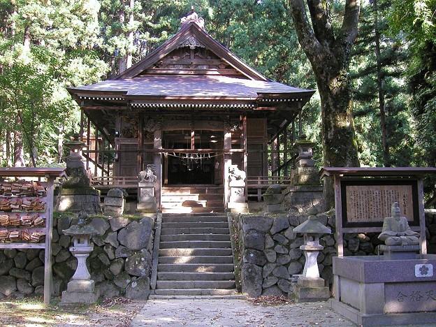 パワースポット 菅原神社