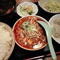 Photos: 水道橋の中華定食