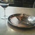 Photos: ワインとモンブラン なぅ