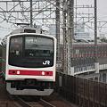 写真: 2010/06/27(日) 京葉線205系