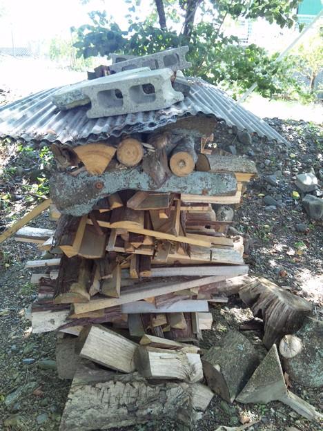Photos: 神社のお爺さん