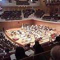 写真: 東京交響楽団第65回新潟定期のセッティング