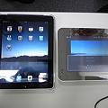 写真: 左が本物、右がニセモノ。中国で1 万円だったとか。1 ヶ月くらい動いて...