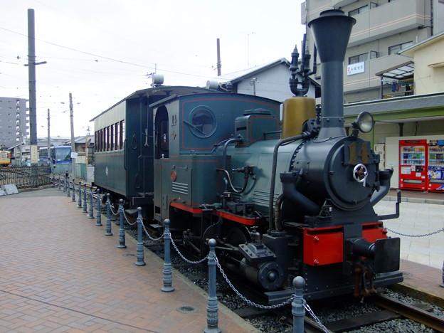 坊っちゃん列車(14号機)