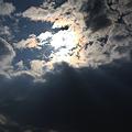 光と雲の芸術