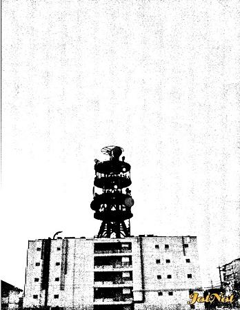 コピー画質な塔