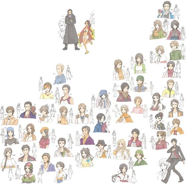 都道府県擬人化 - 写真共有 ... : 都道府県 地図 画像 : 都道府県