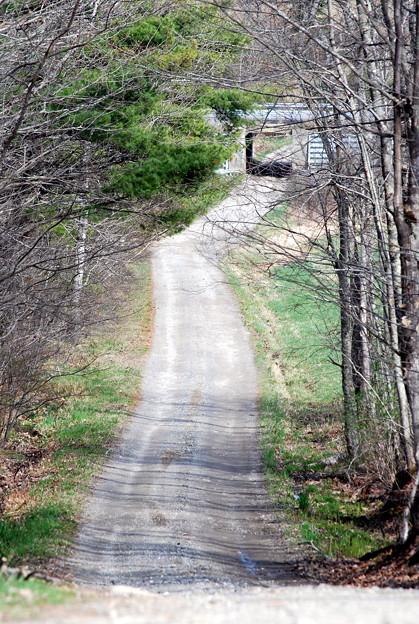 Curtis Farm Road