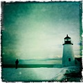 A Man and the Lighthouse
