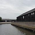 Photos: 運河沿いの倉庫