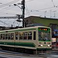 Photos: 明治通り@都電荒川線7000系_DSC_5624