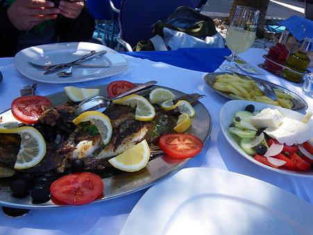 アドリア海の魚