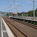 Photos: s9142_津軽今別駅ホーム全景